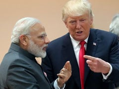"""Special Gesture"": PM On Donald Trump Joining Him At 'Howdy, Modi' Event"