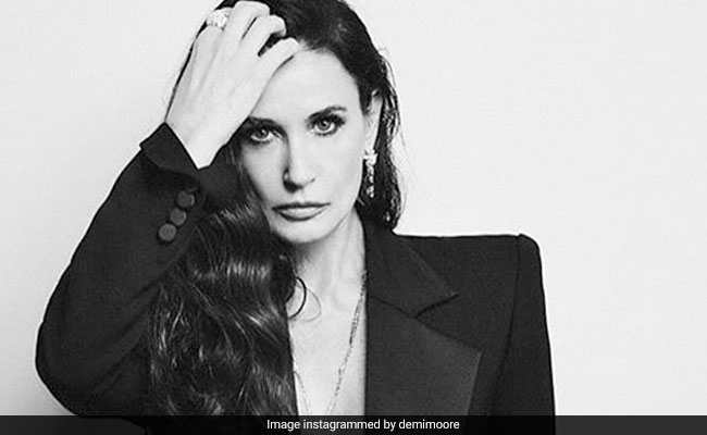 Demi Moore Reveals She Was Raped At 15, Allegedly With Her Mother's Knowledge