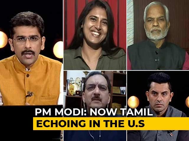 Video : Hindi Row: Has PM Modi's Damage Control Worked?