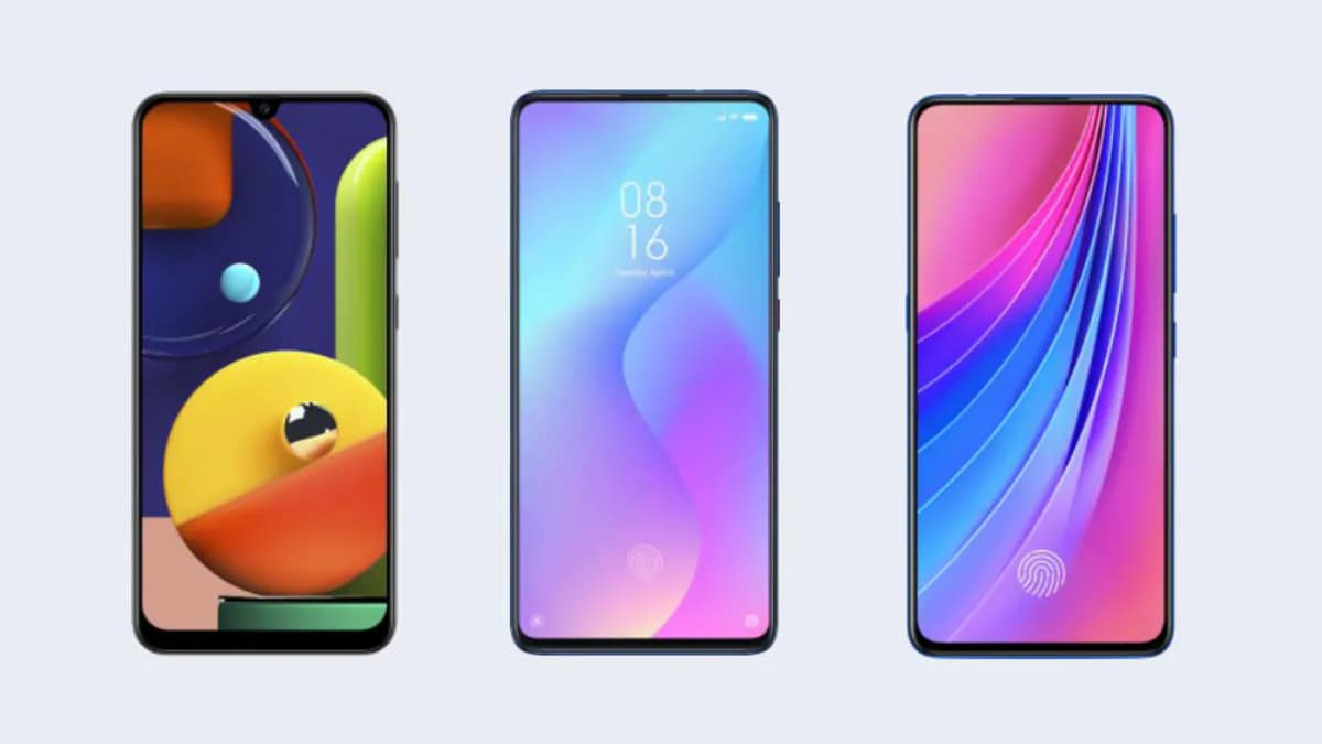 Samsung Galaxy A50s, Redmi K20 और Vivo V15 Pro में कौन बेहतर?