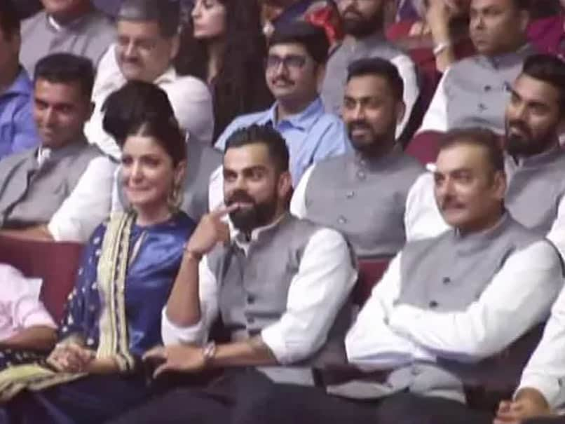 Virat Kohli turns nostalgic after DDCA unveils a stand in his name