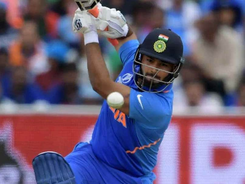 VVS Laxman says, Rishabh Pant Should Drop Down From No.4 to Regain Form