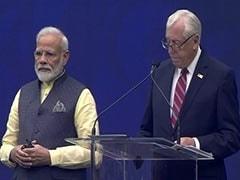 """""""PM Modi's Expressions"""": Congress Rubs In Nehru Cameo At 'Howdy, Modi!'"""