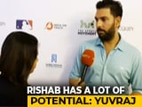 "Video : ""Stop Making Statements About Rishabh Pant In Media"": Yuvraj To Team Management"