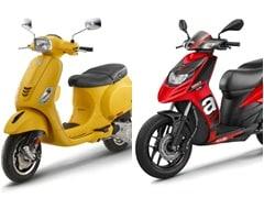 Piaggio India Announces Festive Offers For Aprilia And Vespa Scooter Range