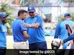 IND vs SA: तीसरे टी20 मैच से पहले राहुल द्रविड़ ने टीम इंडिया के साथ बिताया समय