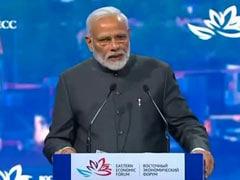 ரஷ்யாவின் 'ஃபார் ஈஸ்ட்' வளர்ச்சிக்கு இந்தியா 1 பில்லியன் டாலர் உதவி!