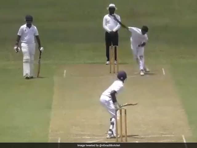 Sri Lanka Teenager Bowls Yorkers Like Lasith Malinga, Video Goes Viral.Watch