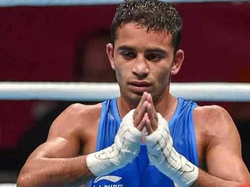 Amit Panghal Seeded 2nd, Gets Bye Along With Three Others At World Boxing Championships