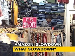 Video: Expect Sales To Go Up This Festive Season, Amazon Tells NDTV