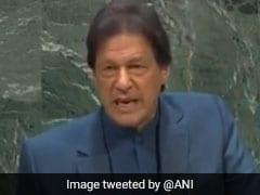 जिसका पाकिस्तान को था डर, वैसा ही कुछ कर बैठे संयुक्त राष्ट्र में भाषण के दौरान इमरान खान