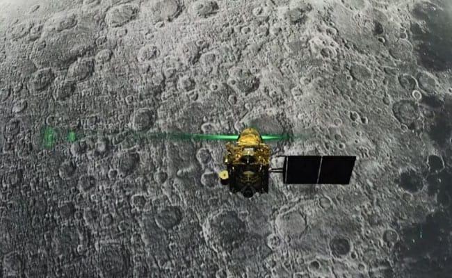 NASA Reviews Images Of Chandrayaan-2 Landing Site: Report