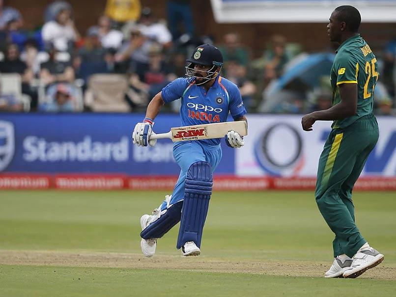 Virat Kohli vs Kagiso Rabada Contest Excites Quinton De Kock Ahead Of 2nd T20I