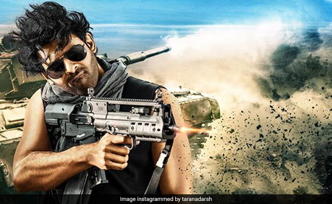 Saaho Box Office Collection Day 6: Prabhas' Film Earns Over 109 Crore