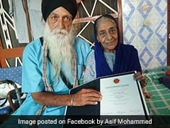 83-Year-Old Man From Punjab Gets Master's Degree In English