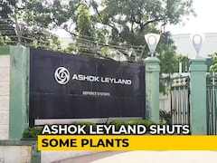 Video: Ashok Leyland Temporary Shutdown Hurting Workers