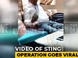 Video : Tripura University Vice Chancellor Allegedly Seen Taking Bribe In Sting