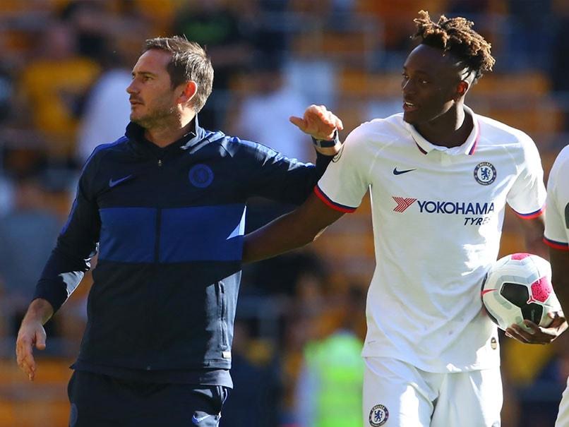 Frank Lampard Trusts Young Guns For Chelsea Champions League Bid