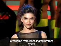 Deepika Padukone ने धमाकेदार डांस से स्टेज पर मचाया धमाल, IIFA ने शेयर किया Video