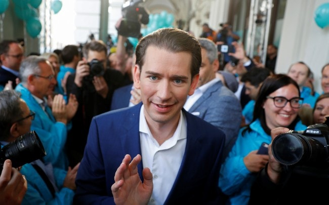 Austria Votes In Snap Parliamentary Poll, Conservatives Seen Heading New Coalition