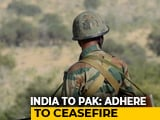 Video : Over 2,000 Ceasefire Violations, Stop Targeting Civilians: Centre To Pak