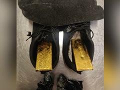 IGI एयरपोर्ट पर पकड़ा गया अफगानी शख्स, जूतों के अंदर छिपाकर ला रहा था 2 किलो सोना