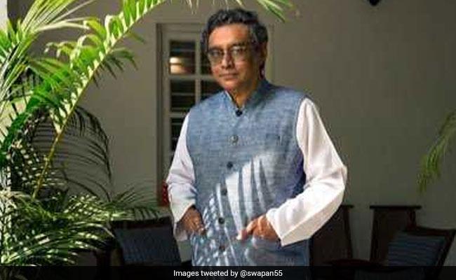 Rajya Sabha MP Swapan Dasgupta Asks PM Not To Inaugurate Birbhum Project