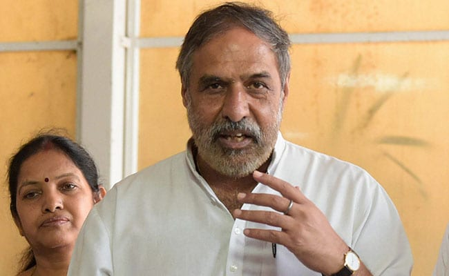 'Amused By Defence Of Directionless Foreign Policy': Congress's Anand Sharma