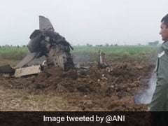 MiG-21 Trainer Aircraft Crashes In Madhya Pradesh, Both Pilots Safe
