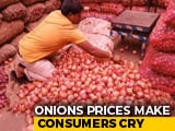 Video : Onion Prices Surge To Rs. 70-80 Per Kg, Centre Mulls Imposing Stock Limits