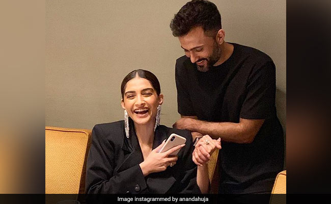 The Zoya Factor: Meet Sonam Kapoor's 'Lucky Mascot' - Husband Anand Ahuja