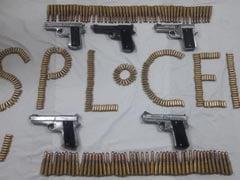 दिल्ली पुलिस की स्पेशल सेल ने बड़े हथियार तस्कर को किया गिरफ्तार, बड़ी मात्रा में कारतूस बरामद