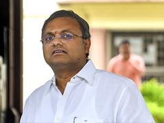 Congress's Karti Chidambaram Quizzed By Probe Agency In INX Media Case