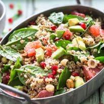 Healthy Diet: क्विनोआ से बनने वाले इन 3 हाई प्रोटीन सैलेड को अपनी डाइट में शामिल करें