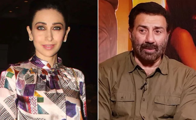 Sunny Deol, Karisma Kapoor Charged By Railways For Pulling Chain In 1997