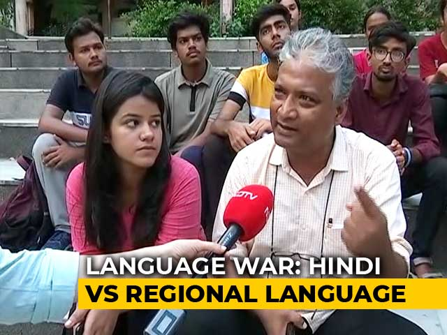 Video : One Nation, One Language: Hindi Imposition Or Unification?
