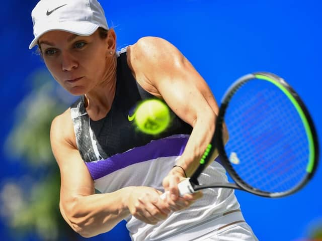 Wuhan Open: Wimbledon Champion Simona Halep Targets Strong Finish In Asia