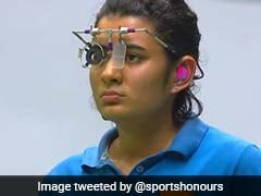 Yashaswini Deswal Shoots Down Gold, Secures 9th Olympic Quota For India