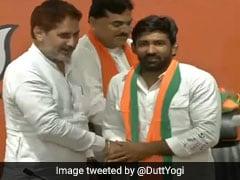 Olympic Wrestler Yogeshwar Dutt Joins BJP Ahead Of Haryana Polls
