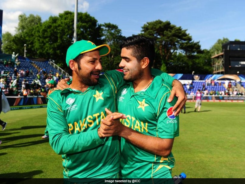 Babar Named Pakistan Vice-Captain, Sarfaraz Remains Captain