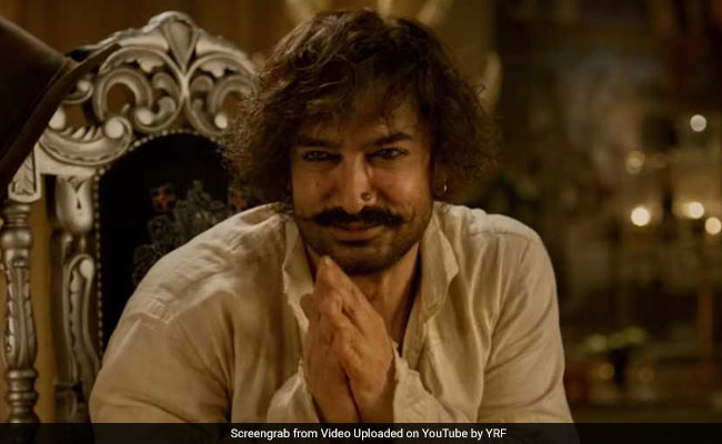Aamir Khan Asks For Forgiveness, Gets Just That From The Internet (For Thugs Of Hindostan)