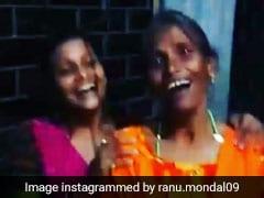 रानू मंडल ने बेटी के साथ गाया मोहम्मद रफी का गाना, वायरल हुआ Video