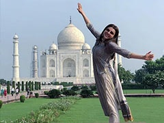 Kajal Aggarwal Has Many Thoughts On Love And Being Single After Visiting Taj Mahal