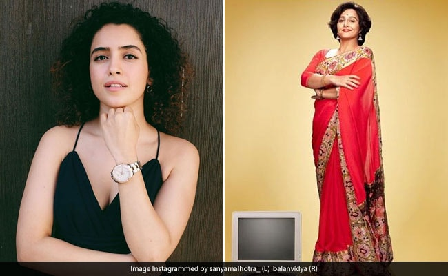 Sanya Malhotra To Play Vidya Balan's Daughter In Shakuntala Devi: 'Excitement Quotient Is Max'