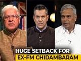 Video : P Chidambaram Sent To Tihar Jail For 14 Days