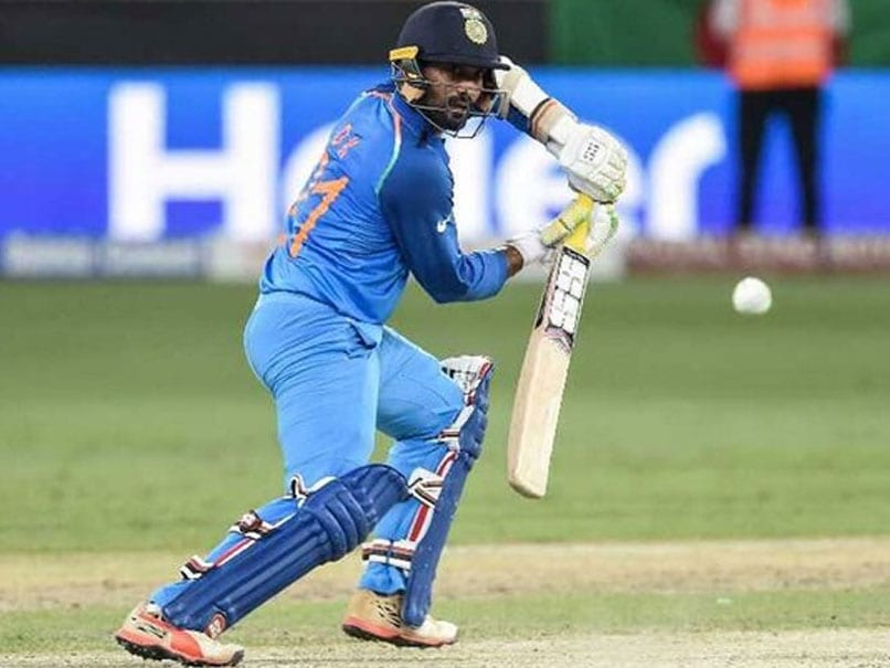 BCCI Issues Showcause Notice To Dinesh Karthik For Attending CPL Promotional Activity