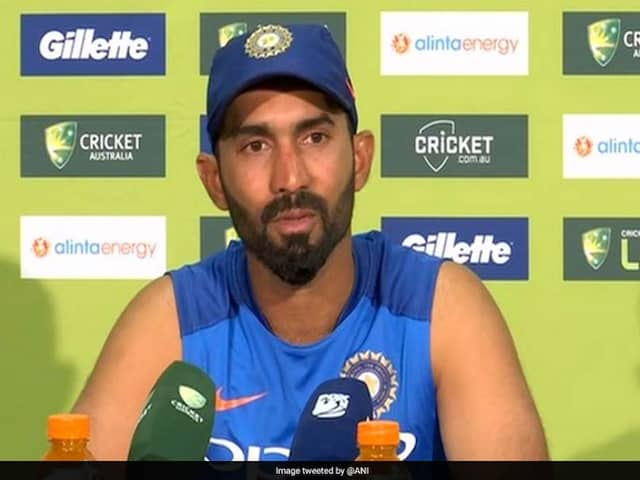 Team India: Dinesh Karthik tenders unconditional apology to BCCI