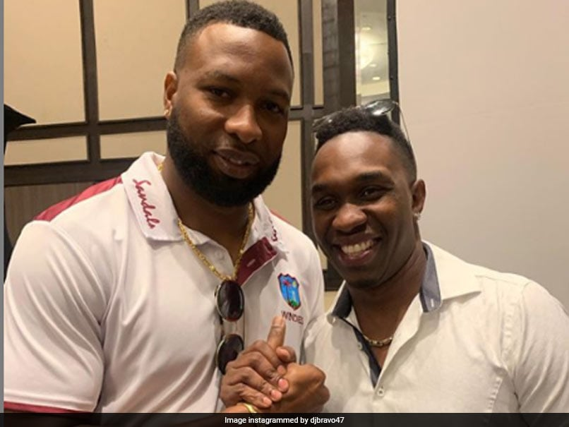 """Can Get Back In WI Colors"": Dwayne Bravo"