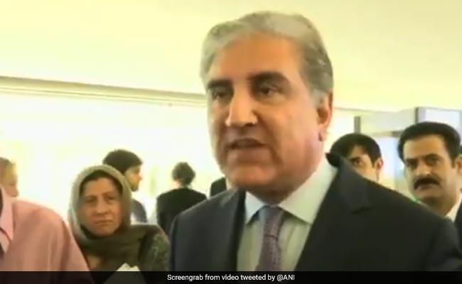 """Indian State"" Jammu And Kashmir, Says Pakistan Foreign Minister At UN"