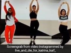 Katrina Kaif का इन दो डांसरों से हुआ सामना, Video में देखें किसकी हुई जीत